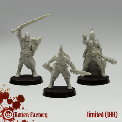 CULTISTS (LIMITED)